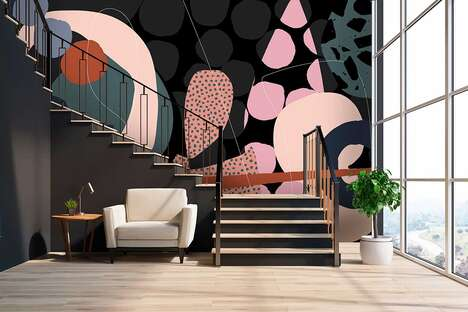 Abstract Geometric Wallpaper Patterns