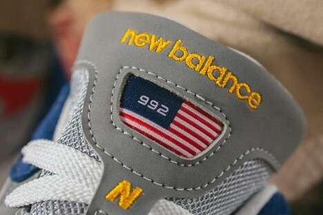 Americana Sneaker Colorway Designs