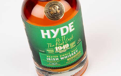 Heritage-Celebrating Irish Whiskeys