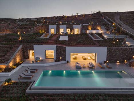 Luxurious Subterranean Villas