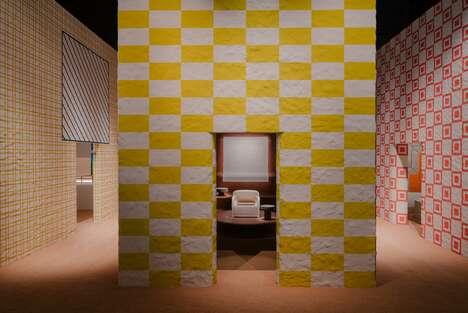 Enticing Furniture Displays