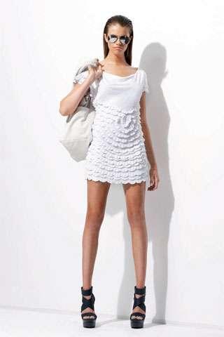 Beach Dresses & Club Shoes