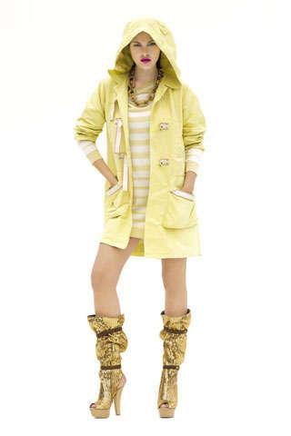 Golden Summer Boots