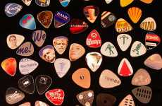 Credit Card Creativity - Making Sweet Music and Guitar Picks With Old Plastic