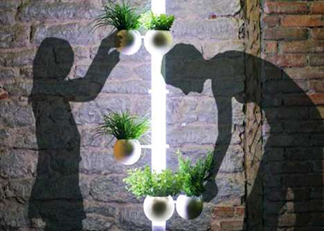 Illuminating Indoor Gardens