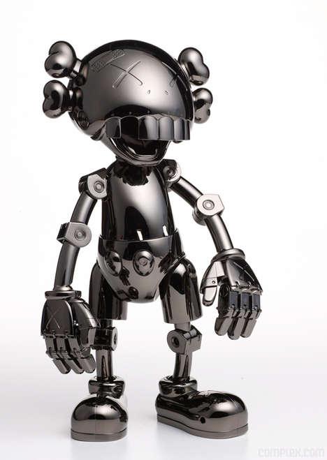 Mean Metal Robots