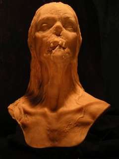 Diseased Sculptures