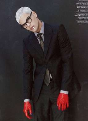 Brightly Hued Hands
