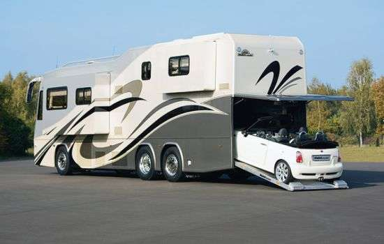 Portable Parking Garage >> Portable Parking Garages Vario Perfect Platinum Motorhome