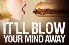 Controversial Burger Ads