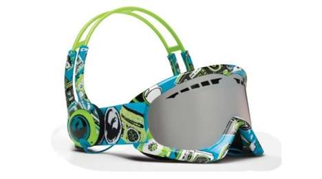 Headphone Goggles