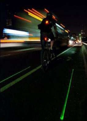 Bike Safety Lasers