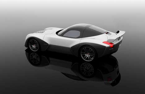 Futuristic Bond Cars
