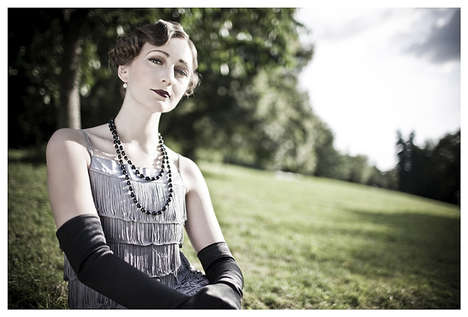 Flapper Fashiontography