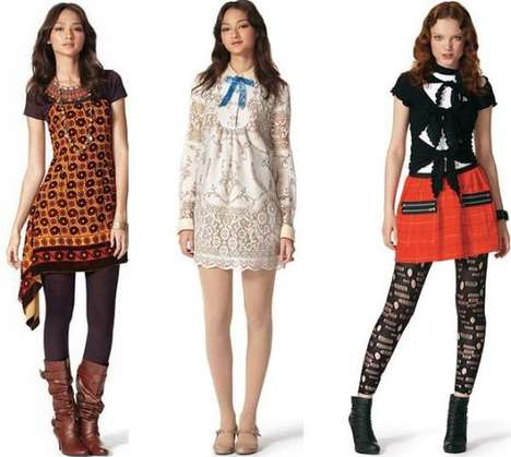 Prime-Time Clothing Lines