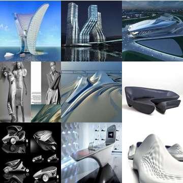 26 Zaha Hadid Innovations