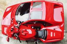 Motorcycle Cars - Francois Knorreck Designs a Two-in-One Vehicle