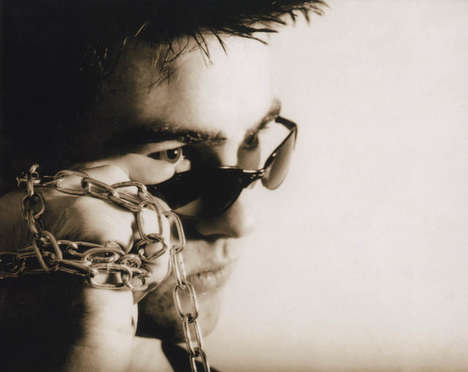 Chained Sunglasses Shoots