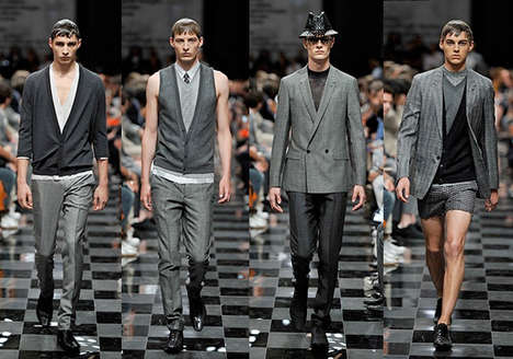 Grayscale Couture