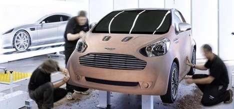 £20,000 Aston Martins