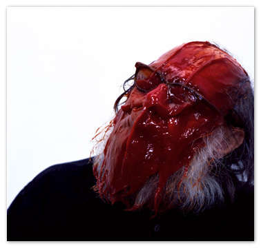 Macabre Photography - Rancinan's Blood-Inspired Portraits
