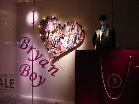 Blog-Inspired Window Displays