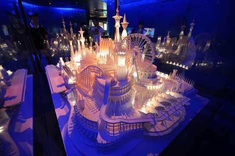 Papercraft Castles