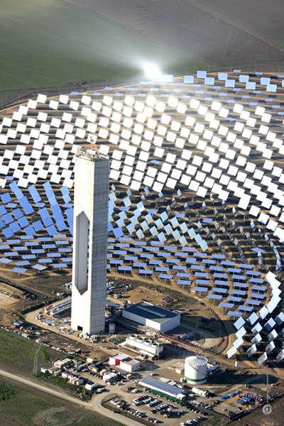 Solar Power Towers