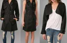 Convertible Coats - Elizabeth and James Create a 3-in-1 Style Perfect for All Weather