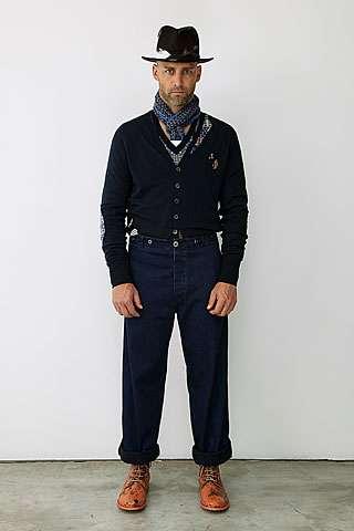40ffae84dd2 Cowboy Scarves: Fashion Foulards as Menswear Key Accessory Pieces ...