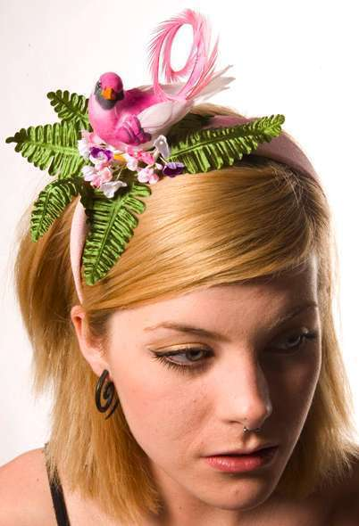 Bird-Brained Headbands