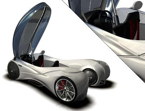 Levitating Magnet Automobiles