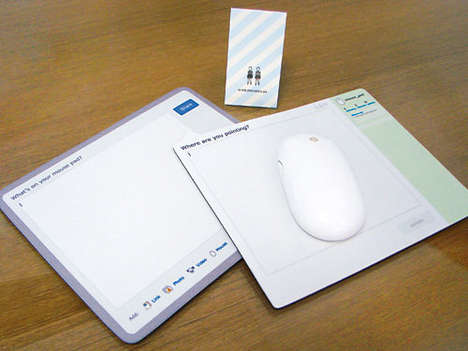 Networking Mousepads
