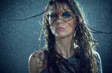 Wet Sunglasses Shoots