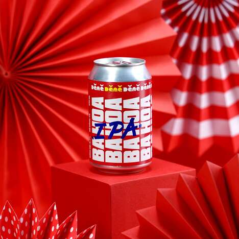 Vietnamese Beer Brand Designs