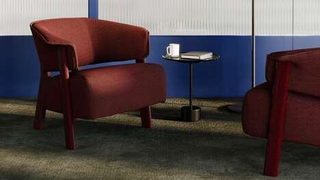 Ergonomic Armchair Designs