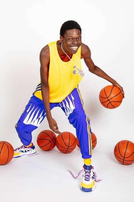 Vibrant Basketball Sportswera