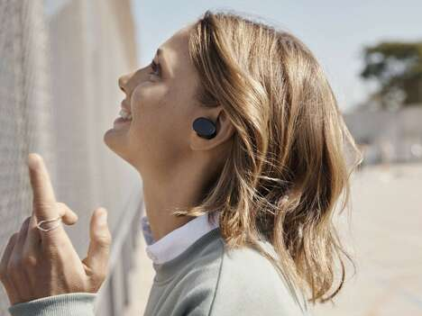 Bass-Boosted ANC Earbuds