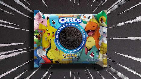 Anime Monster Cookies