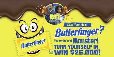 Crime-Themed Candy Campaigns