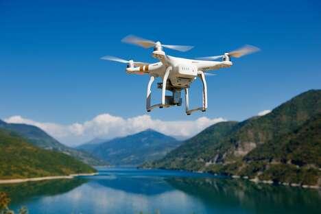 Satellite-Powered UAV Connectivity Solutions