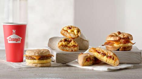 Grab-and-Go Breakfast Menus