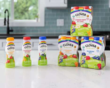 Child-Focused Dairy Products