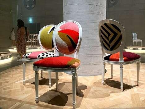 Iconic Furniture Reimaginations
