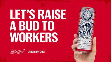 Workforce Beer Cans