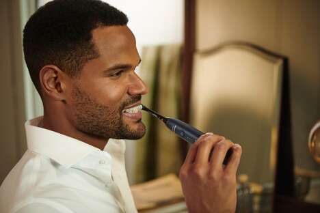 Smart Tech Toothbrushes