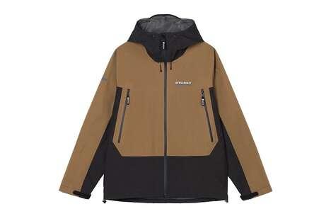 Weatherized Streetwear Apparel