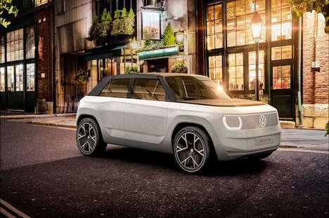 Eco Entertainment Concept Cars