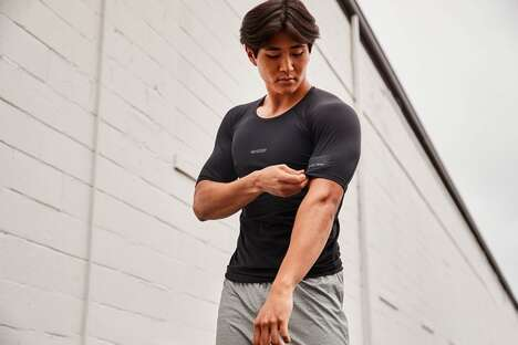 Smart Tech Fitness Apparel