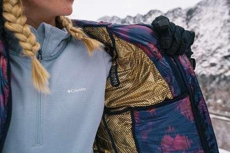 Warming Thermal-Reflective Jackets
